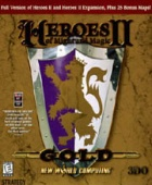 Biblioteka Gier | Heroes of Might and Magic II: The Price of Loyalty | screen okładki