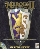 Biblioteka Gier | Heroes of Might and Magic II: The Succession Wars | screen okładki