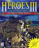 Biblioteka Gier | Heroes of Might & Magic III: The Restoration of Erathia | screen okładki