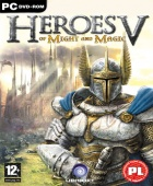 Biblioteka Gier | Heroes of Might & Magic V | screen okładki